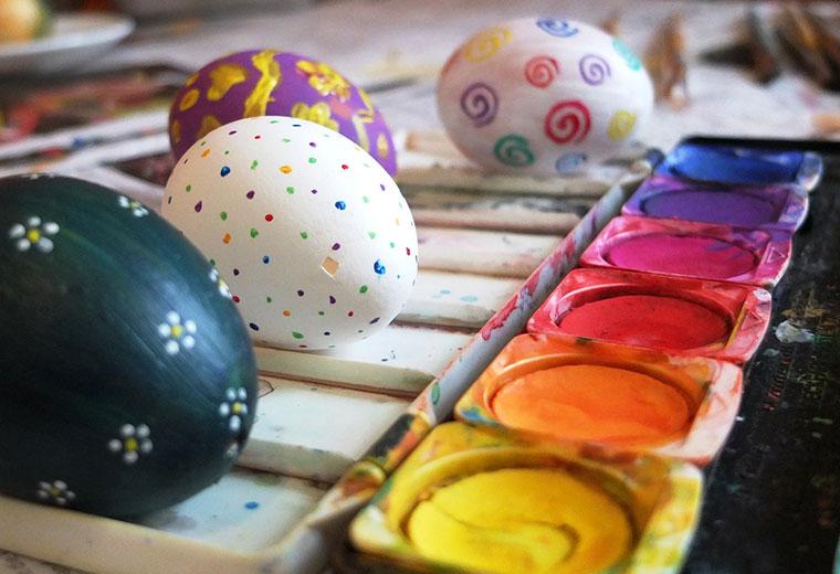 Pisanki - piękna tradycja Wielkanocna