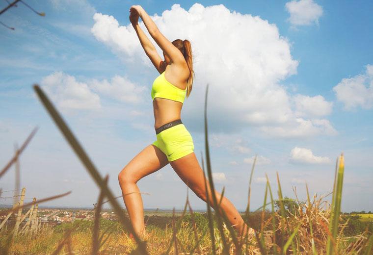 Codzienna gimnastyka - sposób na zdrowie
