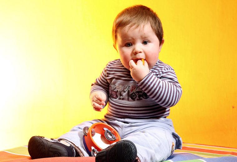 Nadwaga u dzieci - niebezpieczny problem