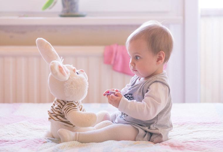 Dziesiąty miesiąc życia dziecka