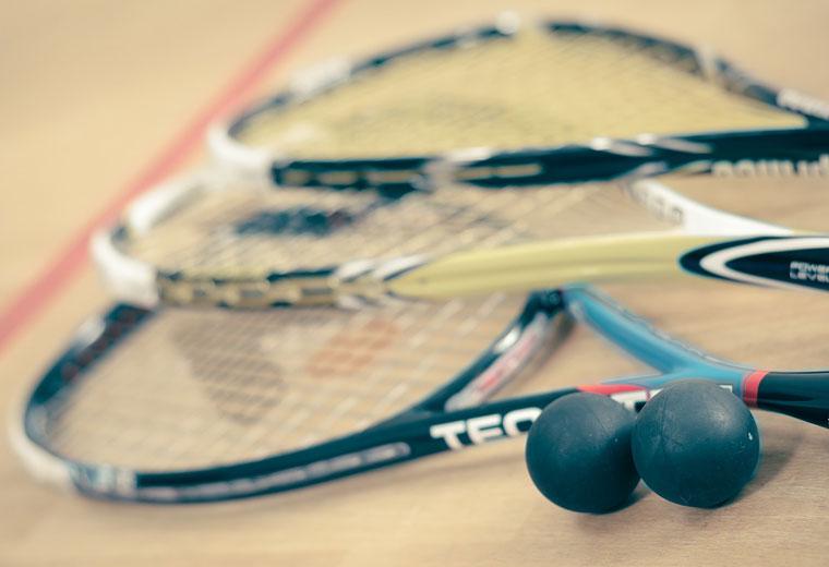 Co mają wspólnego squash i terapia?
