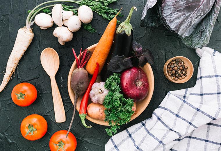 Czy wegetarianizm może spowodować anemię?