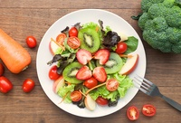 Fot. do artykułu: 'Wylecz się jedzeniem - ...'