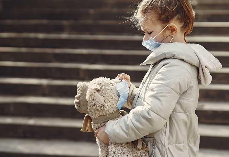 Fot. do artykułu: 'Koronawirus u dzieci'