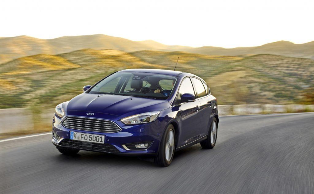 Ford Focus nowy samochód