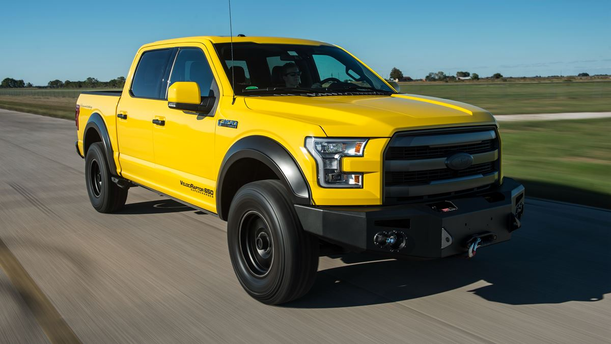Hennesey-F150