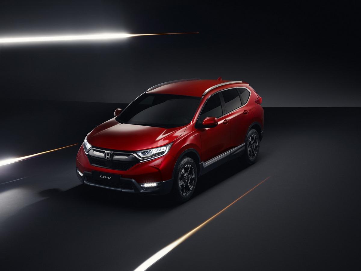 Honda-CRV-2018