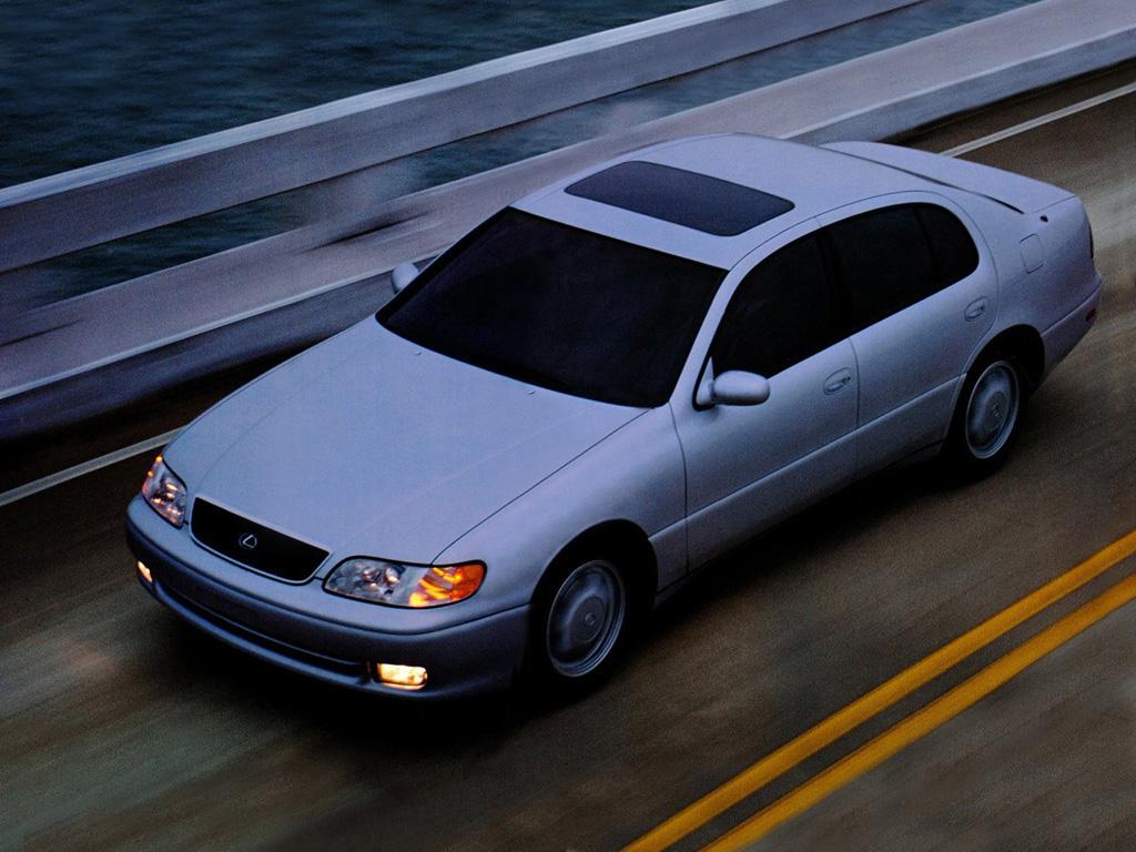 Lexus-GS-1993