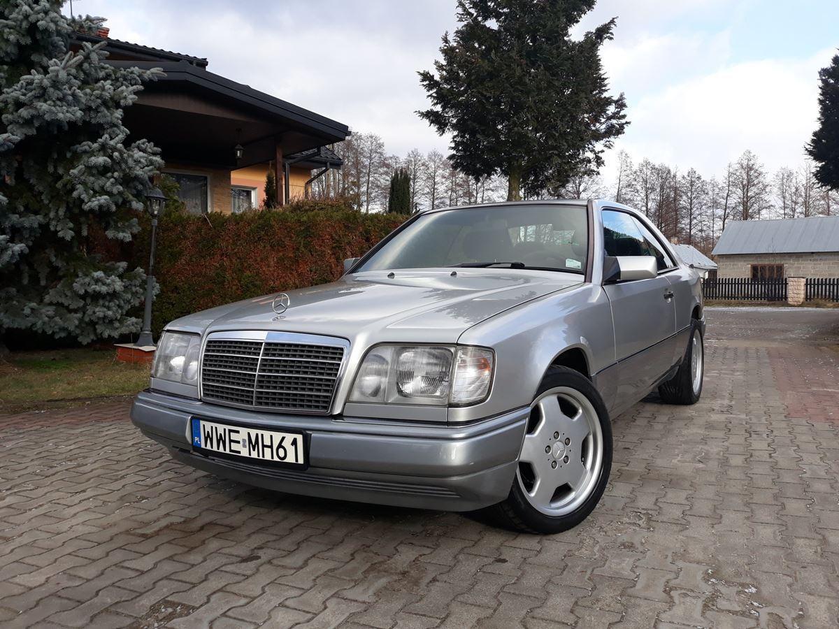 Mercedes-C124