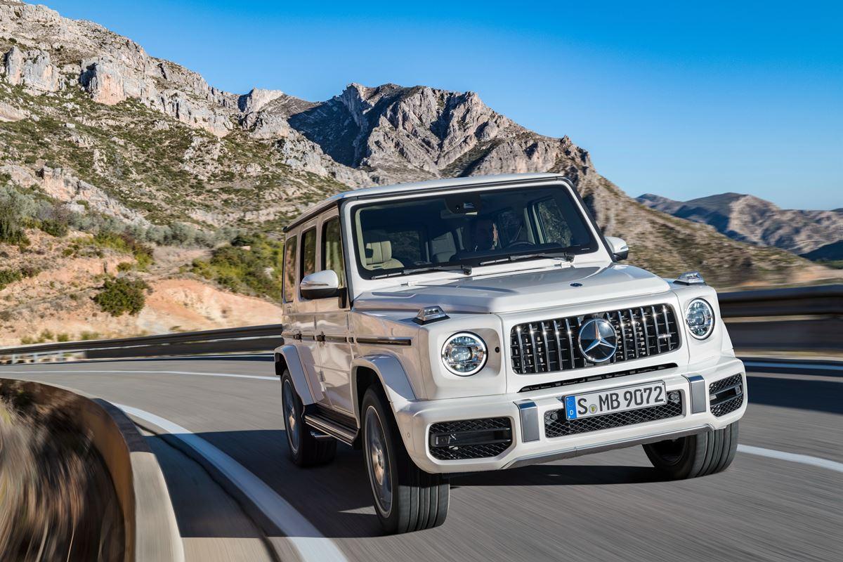Mercedes-G-2018