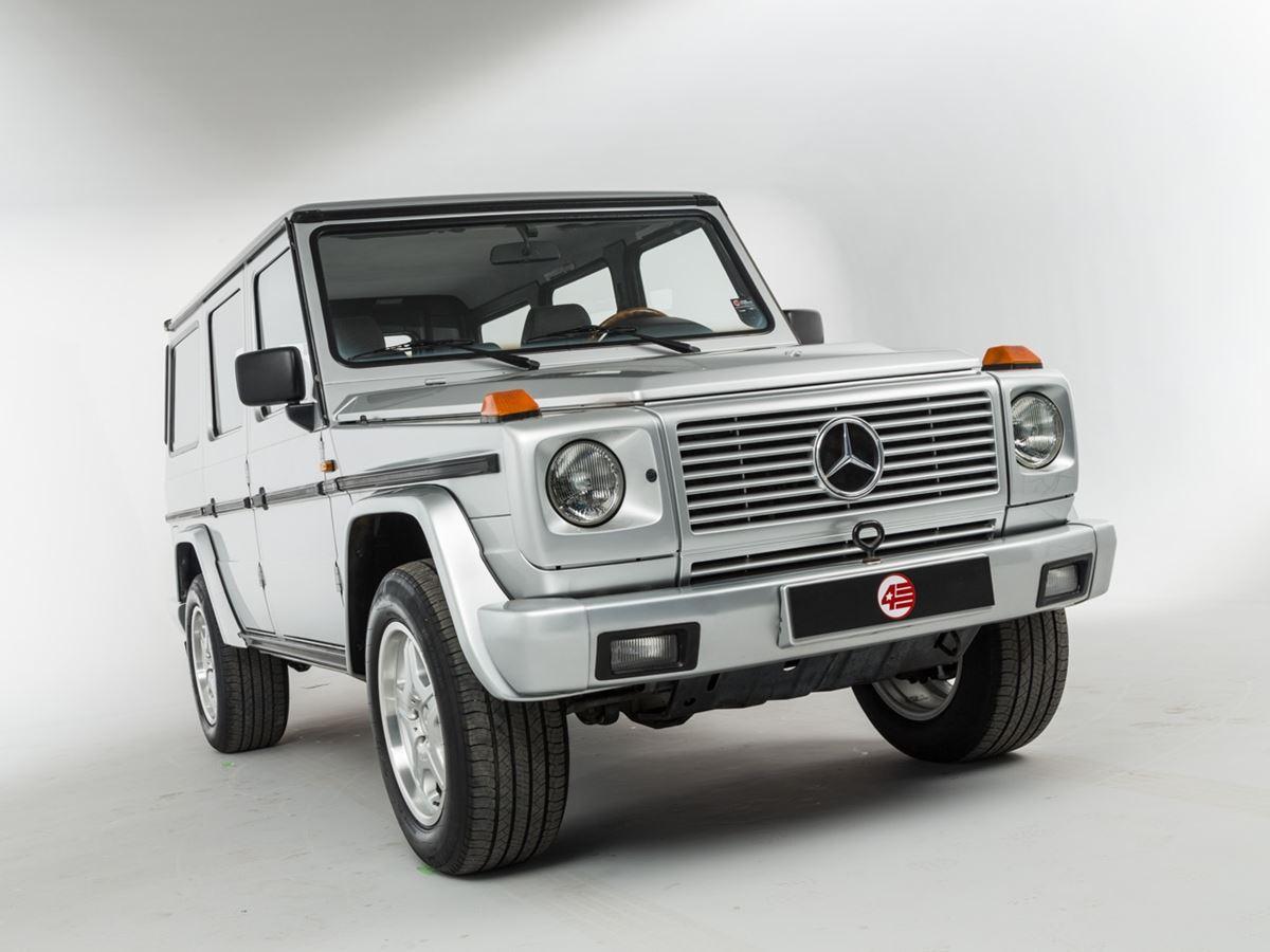 Mercedes-G-36-AMG