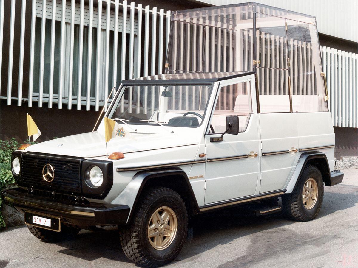G-Klasse-Papamobile
