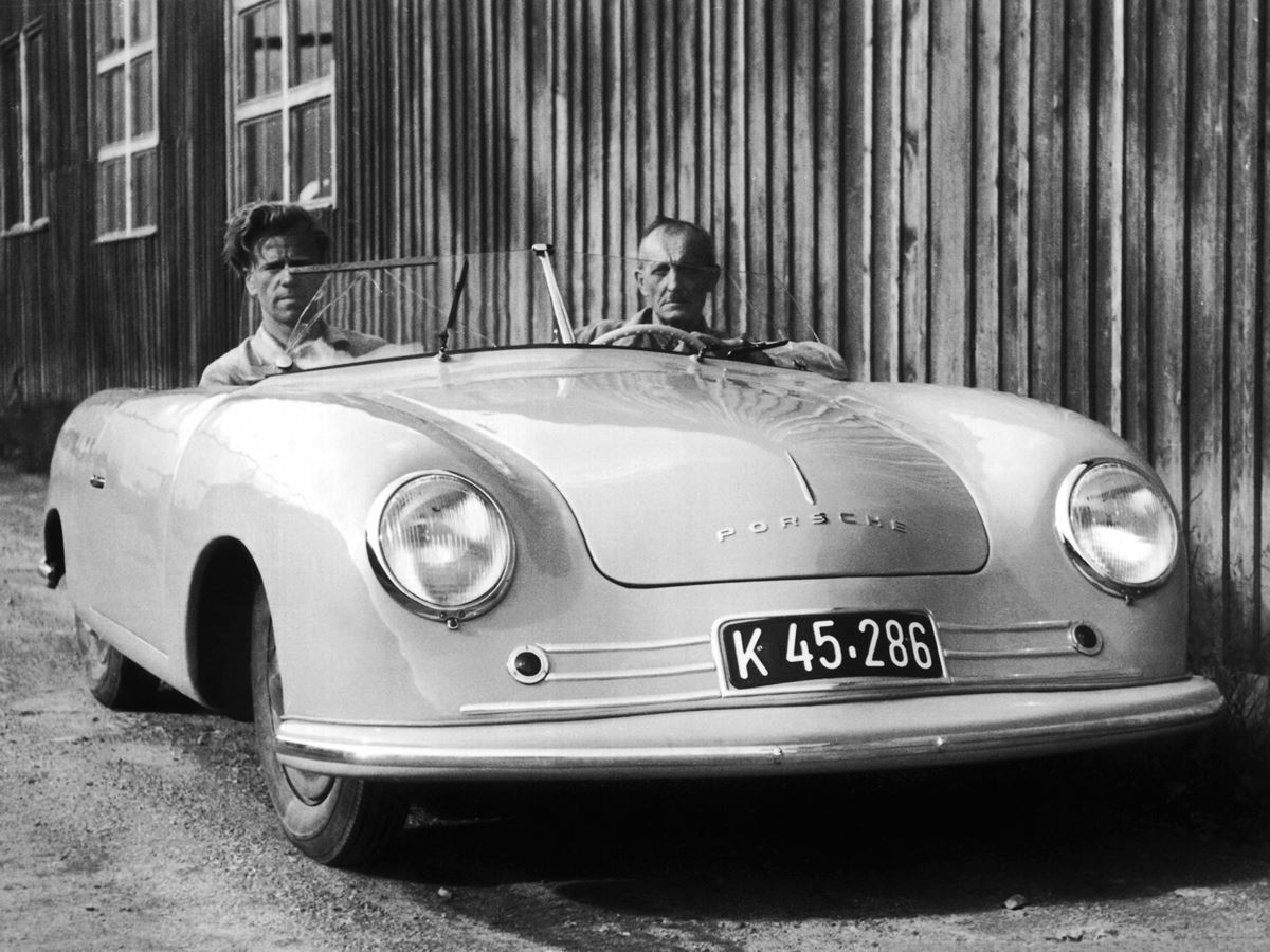 Porsche-356-Roadster