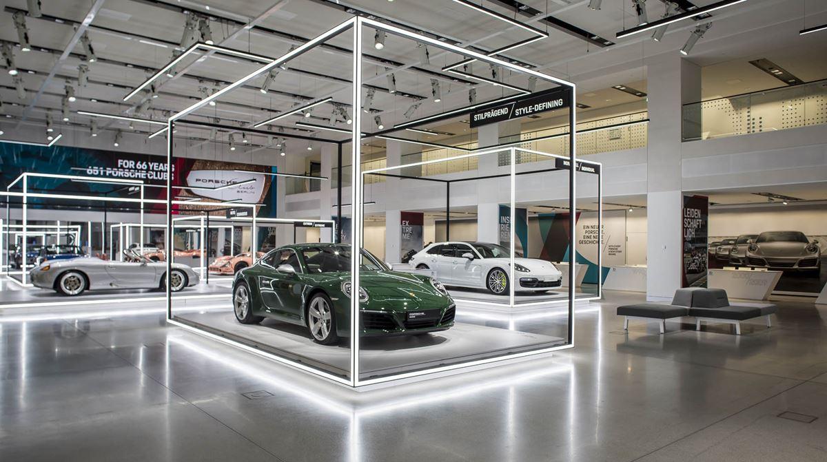 Porsche-wystawa