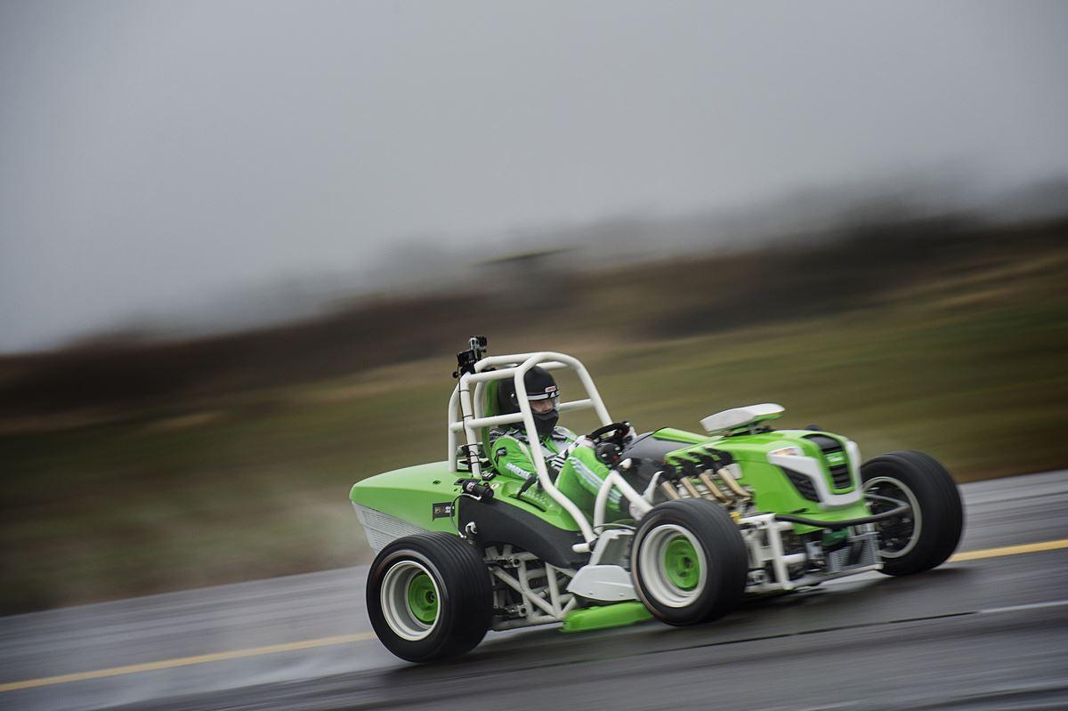 Viking-Speed-Record