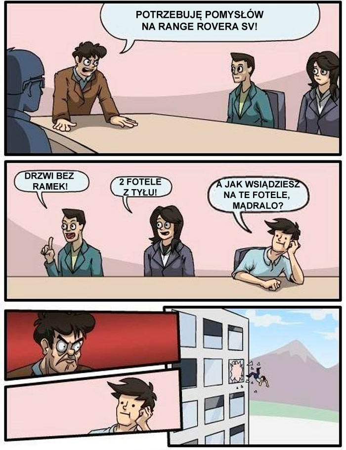 Boardroom Meeting Meme