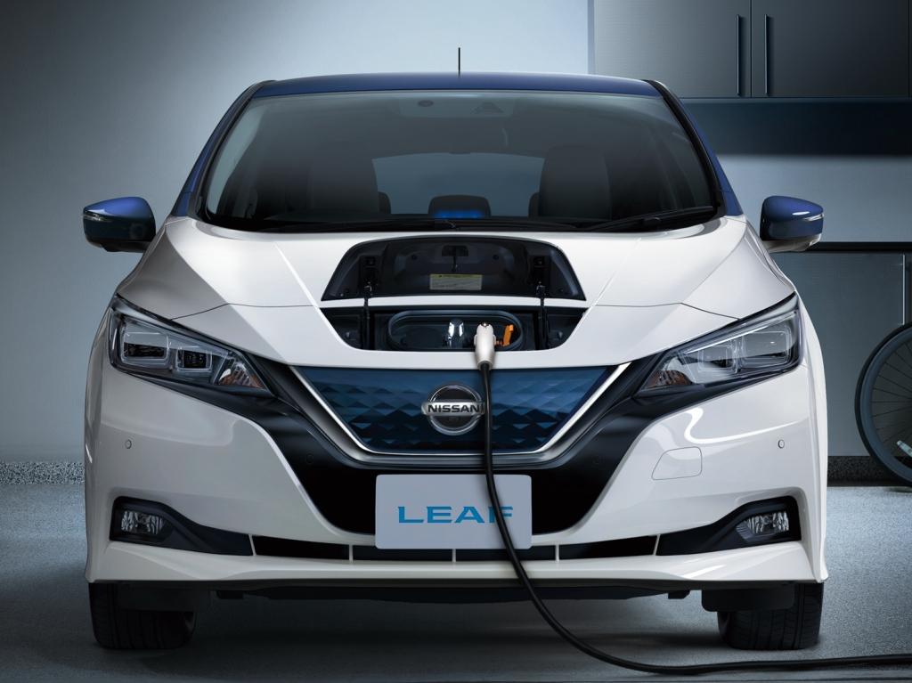 Nissan Leaf II generacji