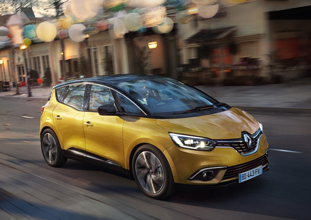 Renault Scenic IV gen.