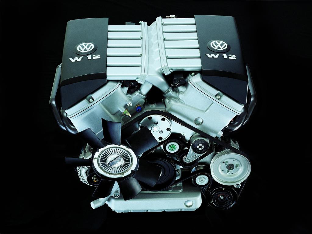 Silnik W12