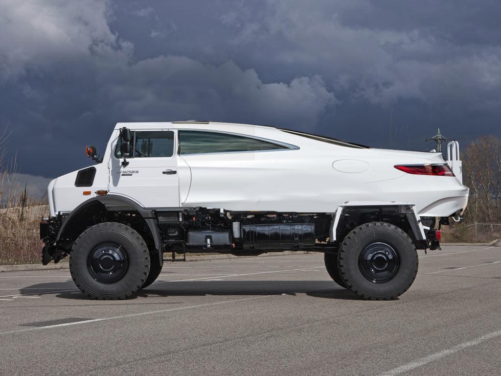 Unimog Coupe