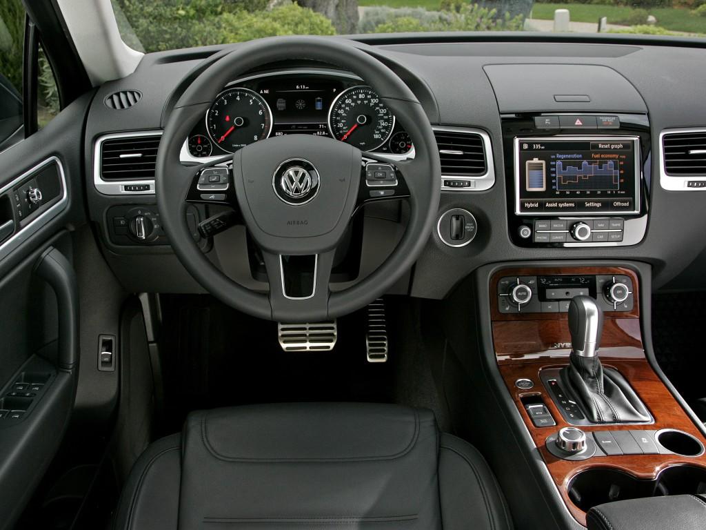 Volkswagen V6 Hybrid