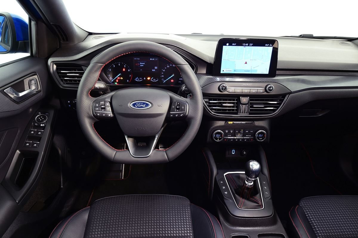 Oto nowy Ford Focus