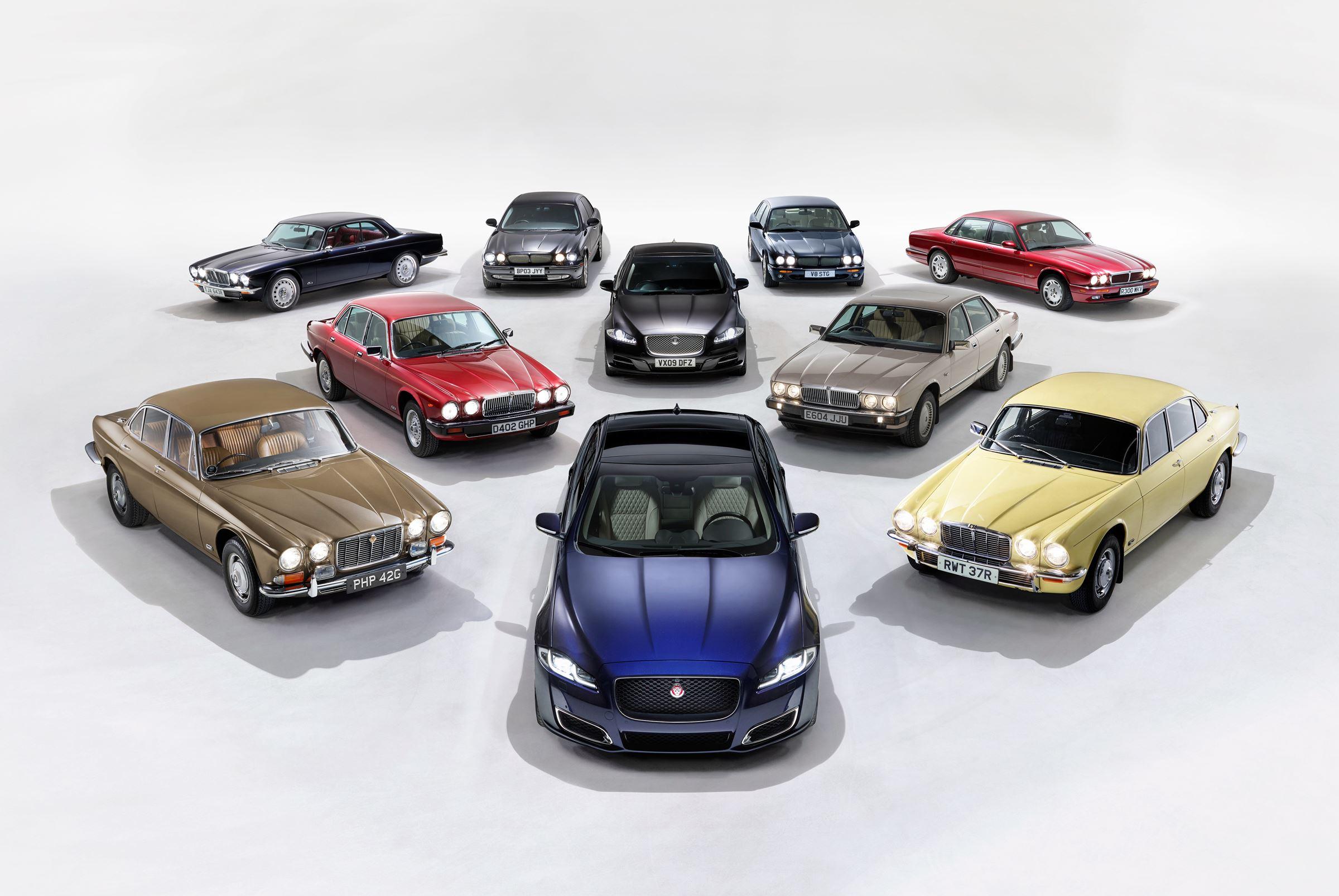 Jaguar-XJ-gl