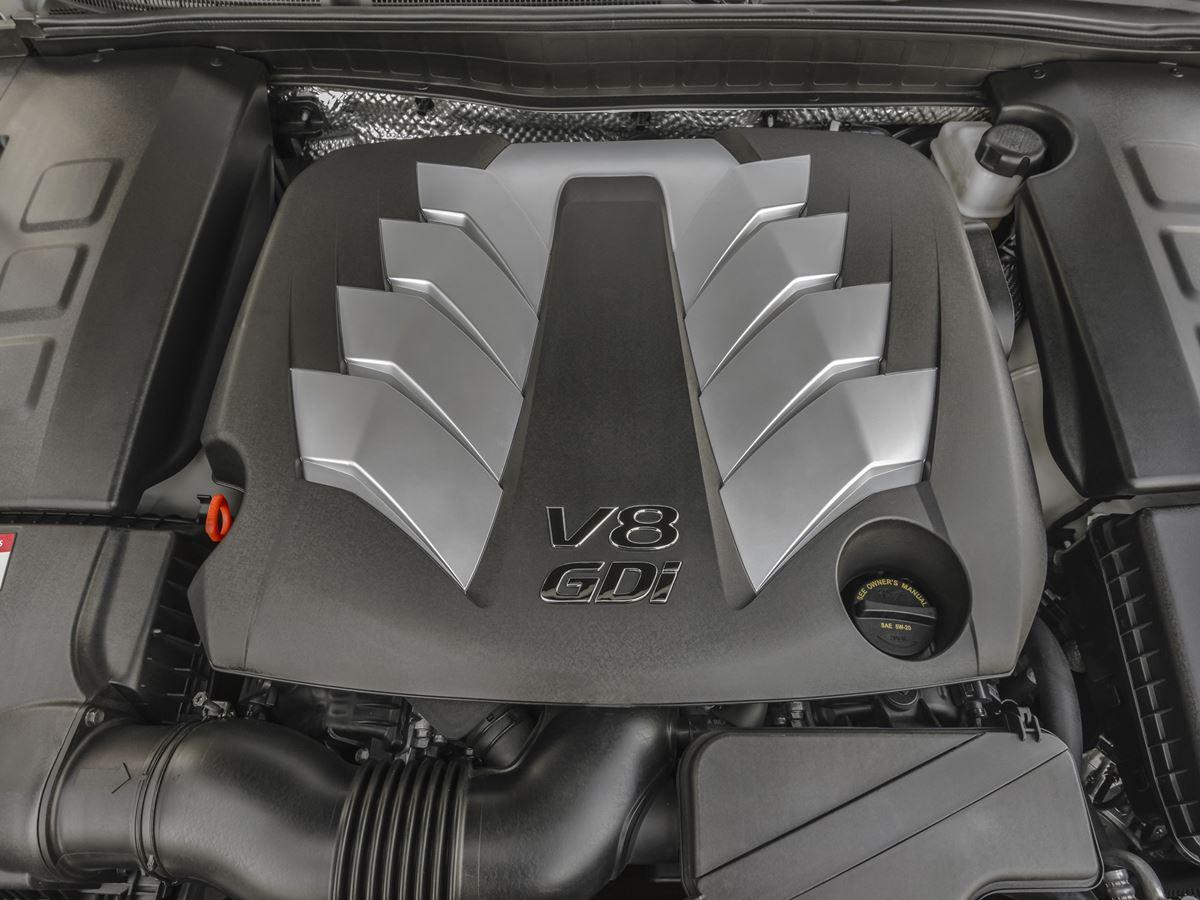 Kia-V8