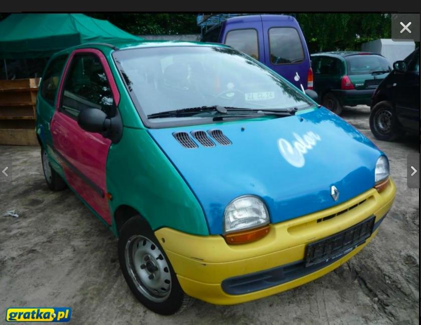 Renault Twingo Graffiti