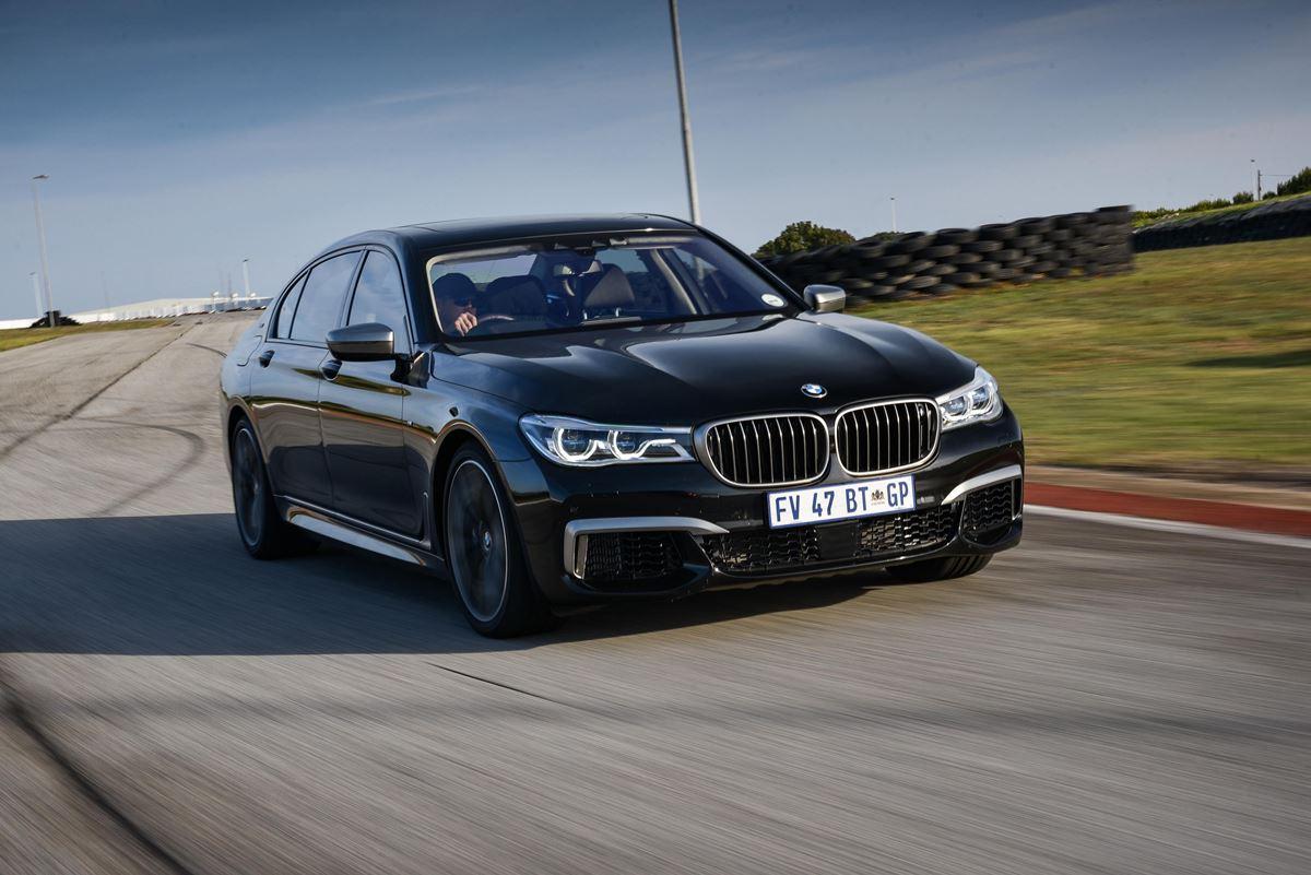 Nowe BMW E38 740i