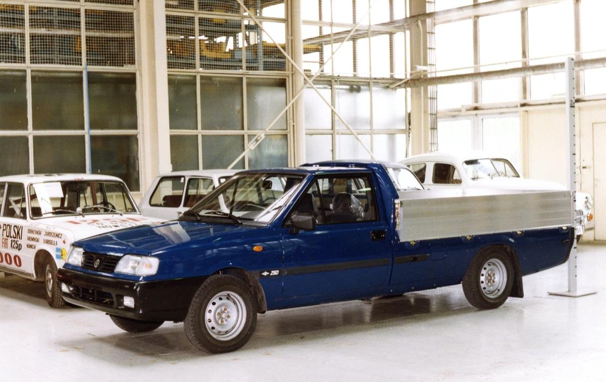 Polonez Truck