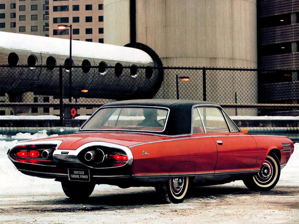 Chrysler-Turbine-Car