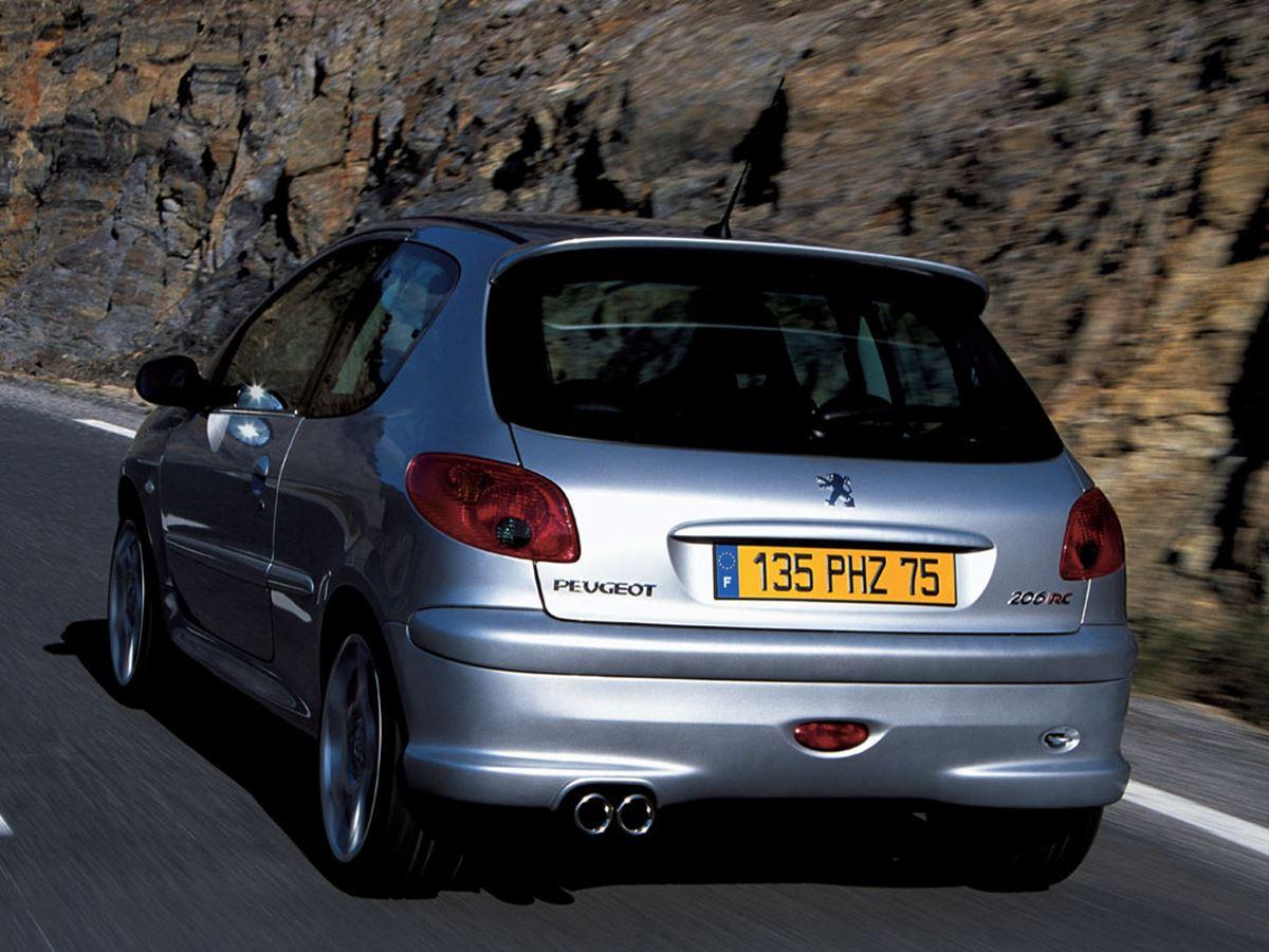 Peugeot-206-RC