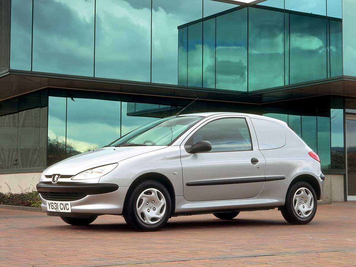 Peugeot-206-van