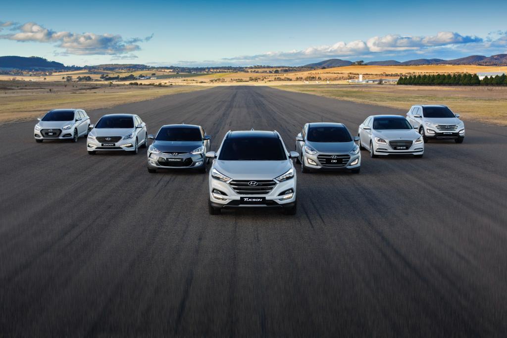 Hyundai gama modeli
