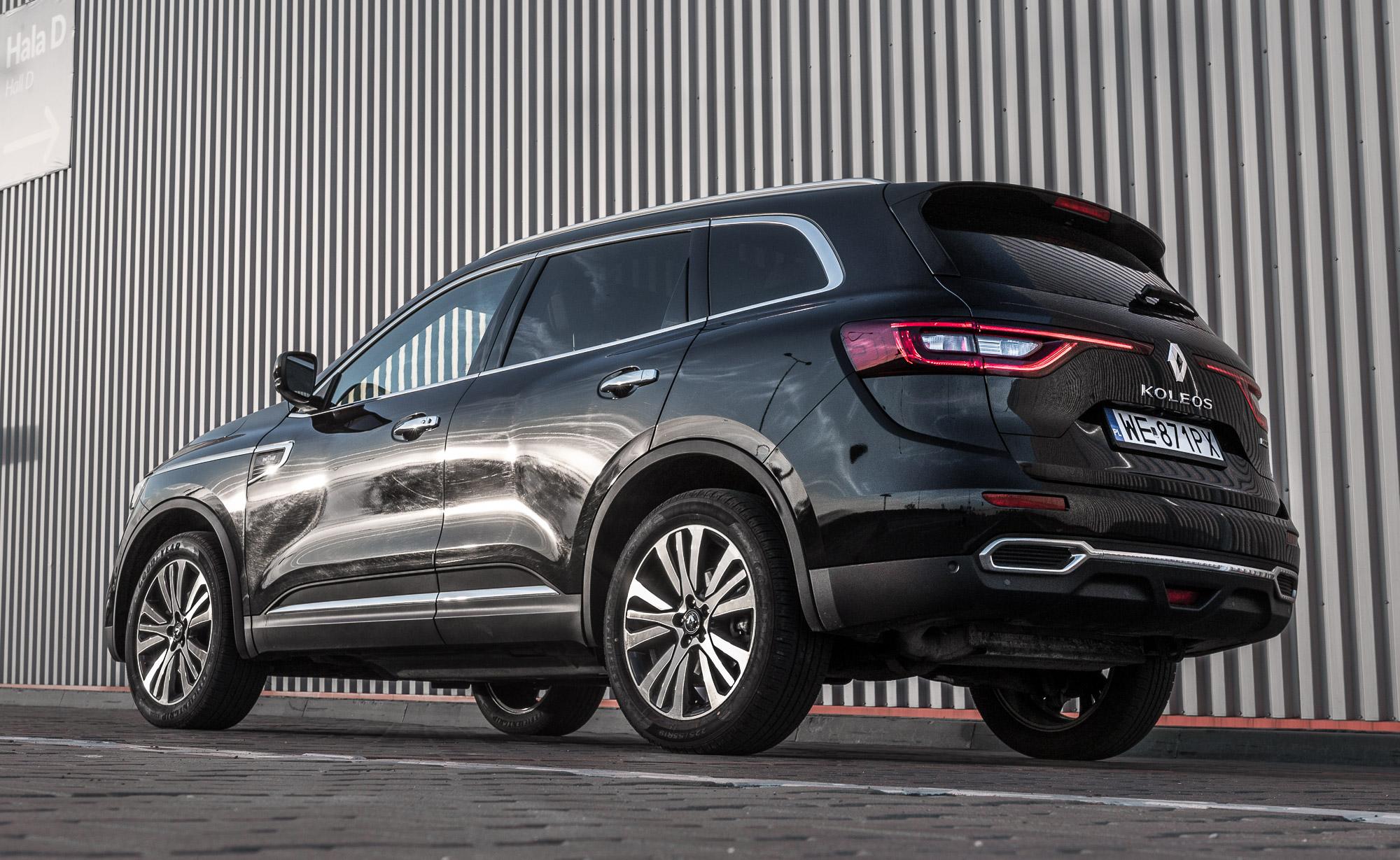 Renault Koleos kontra VW Tiguan Allspace