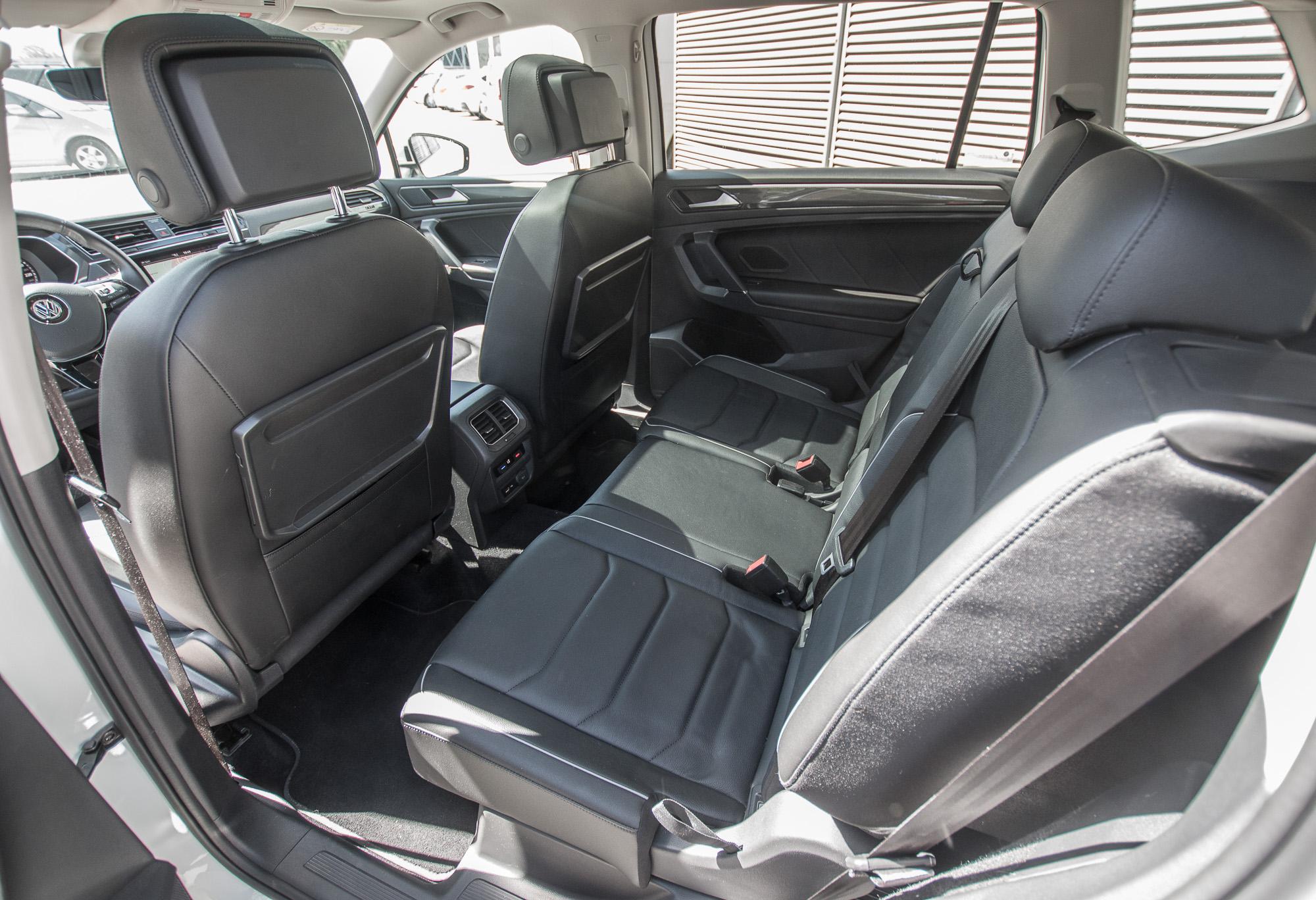 Volkswagen Tiguan Allspace kontra Renault Koleos
