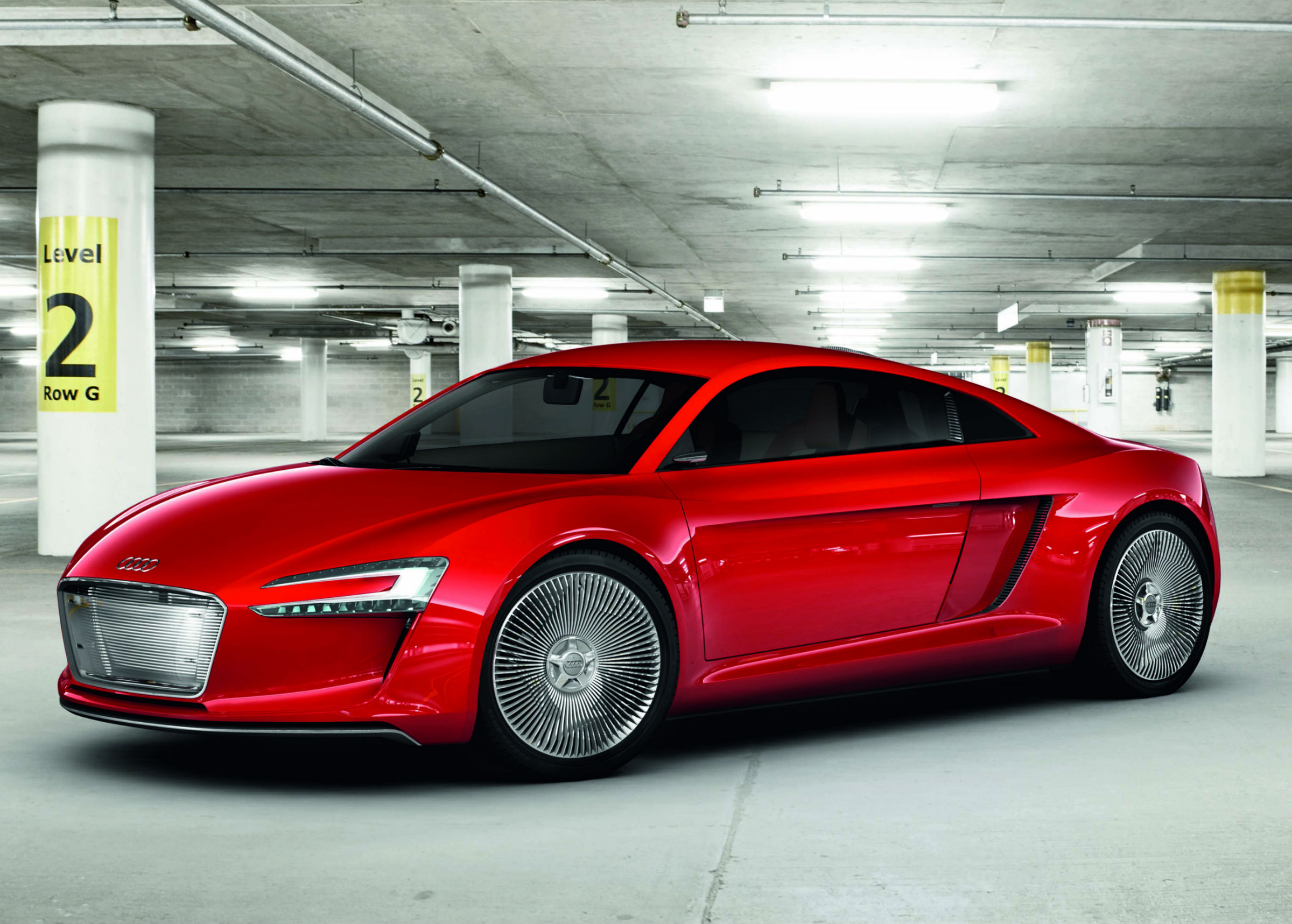 Audi e-tron 2009
