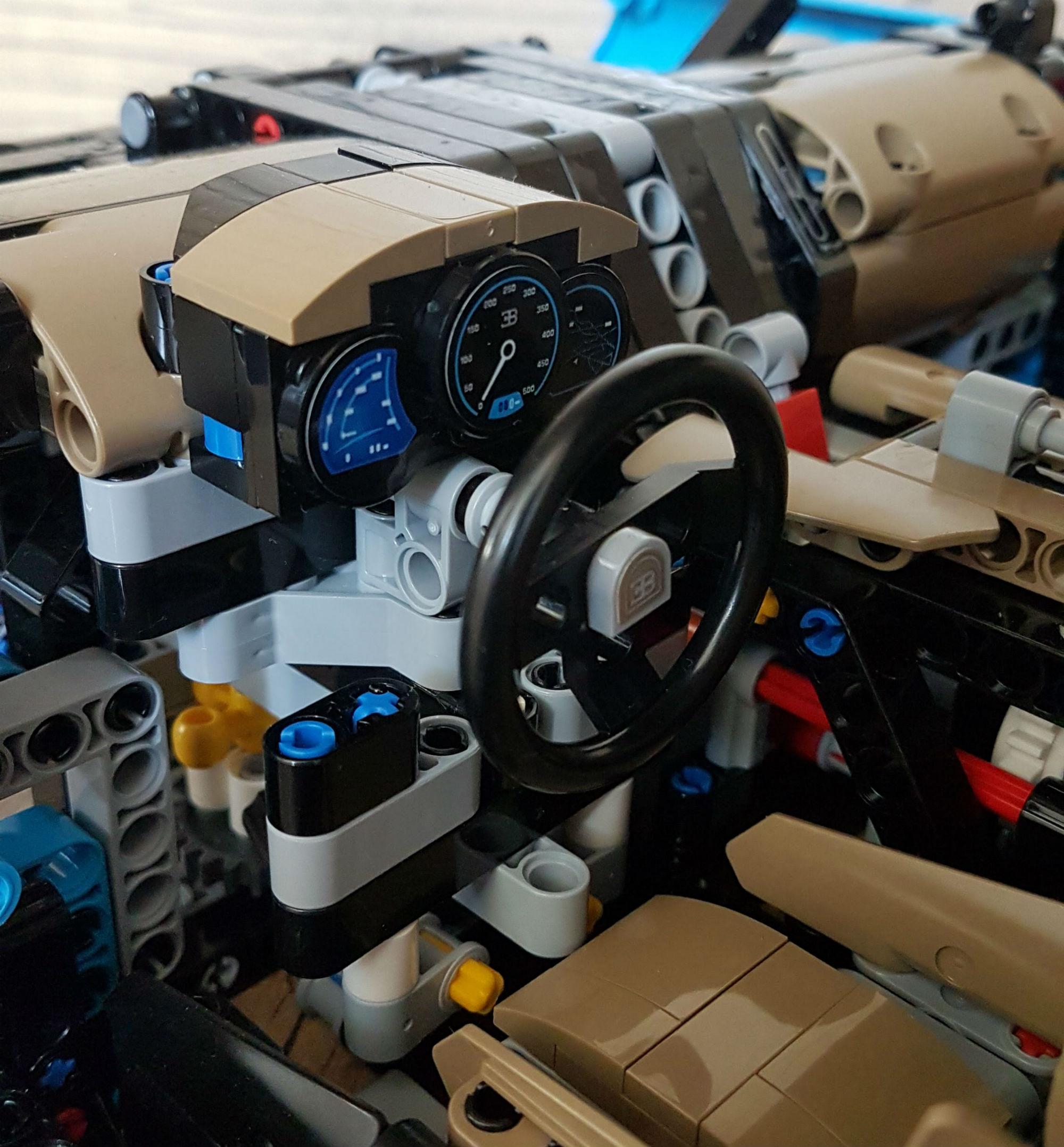 Lego Bufatti Chiron