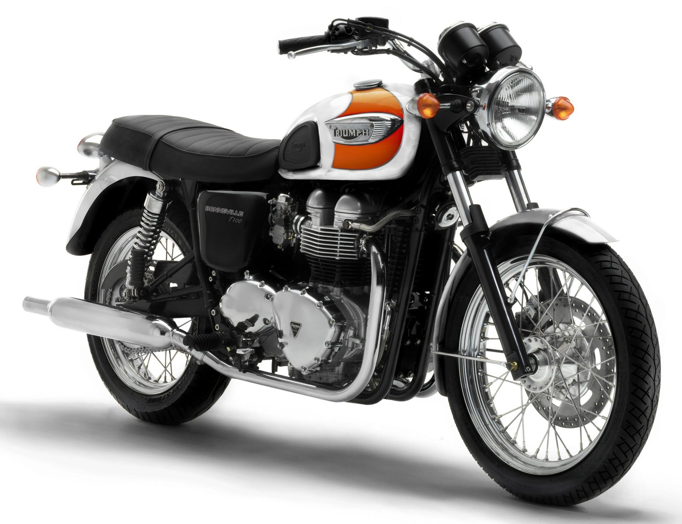 Triumph Bonneville Mission Impossible Fallout