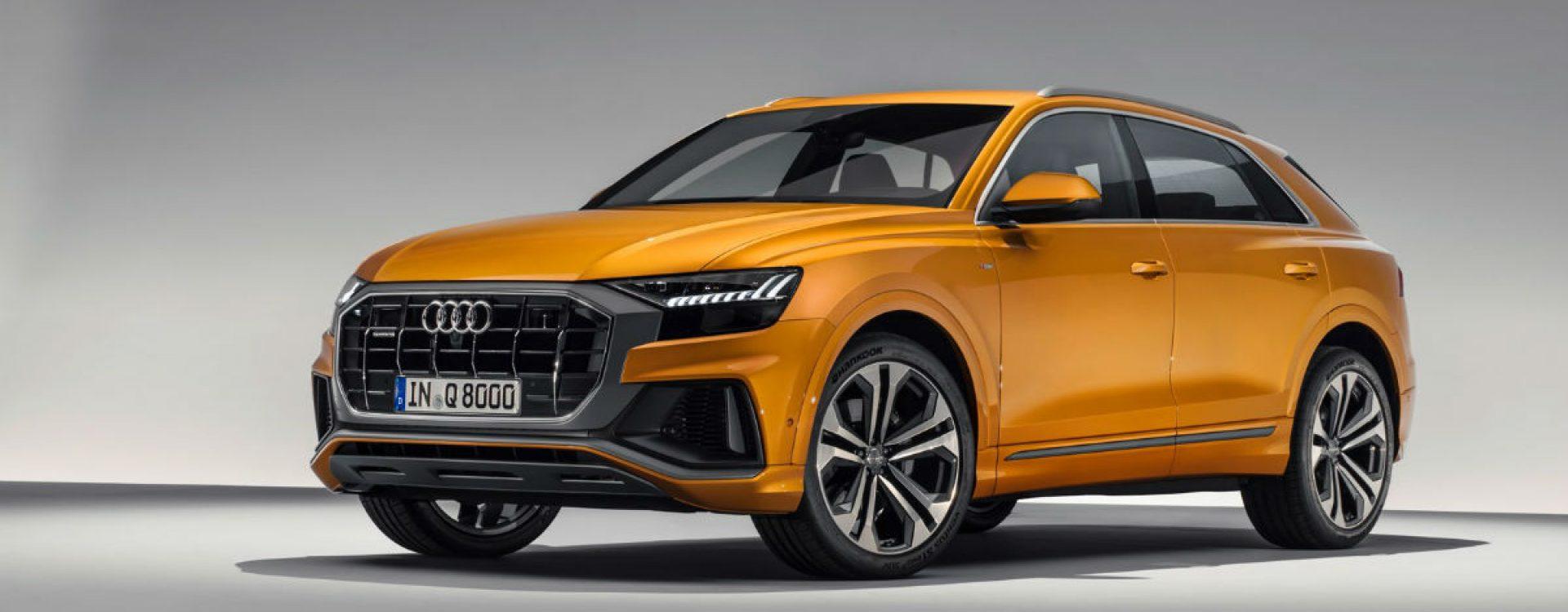 Cena Nowego Audi Q8 Bhim