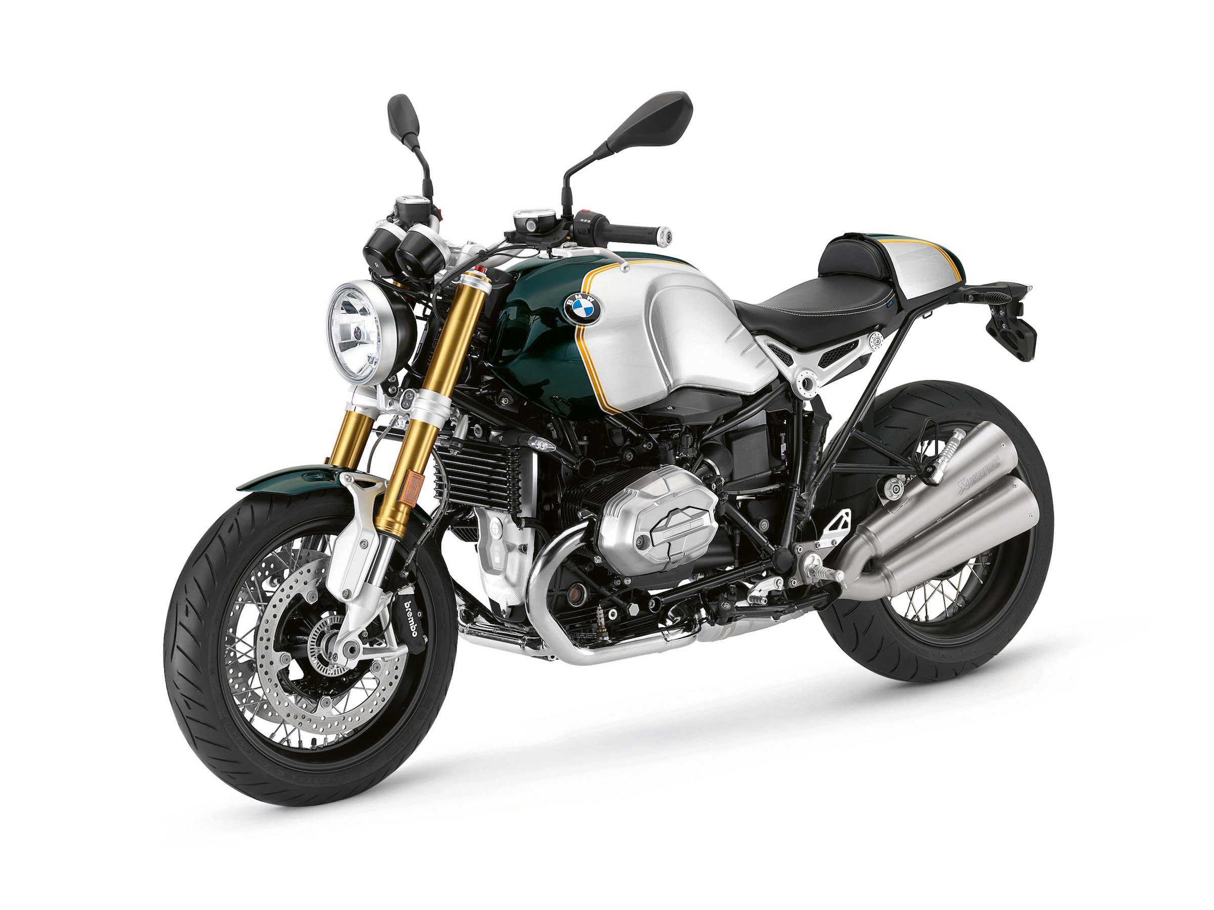 BMW R nineT Scrambler Mission Impossible Fallout
