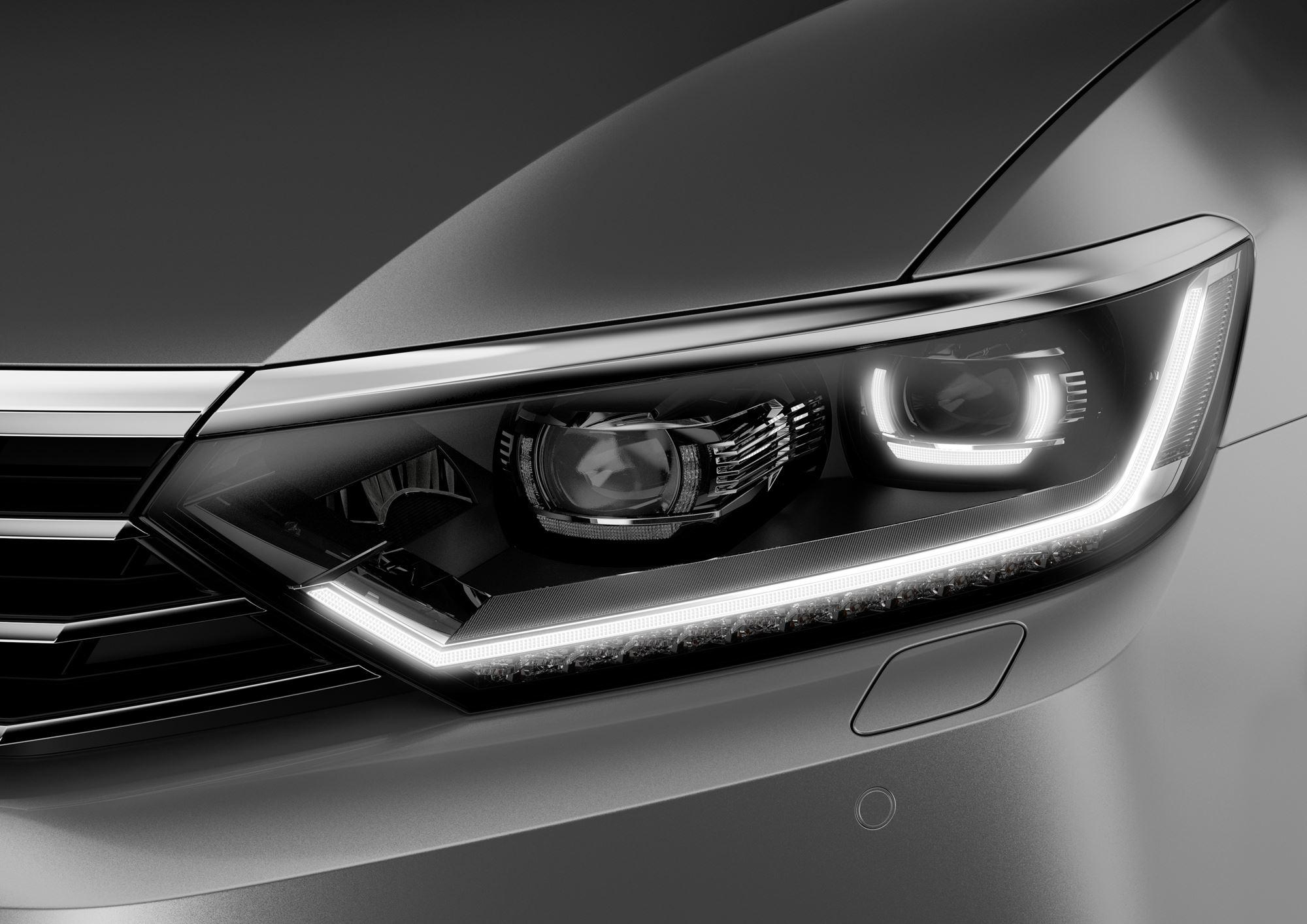 Reflektory LED Top VW