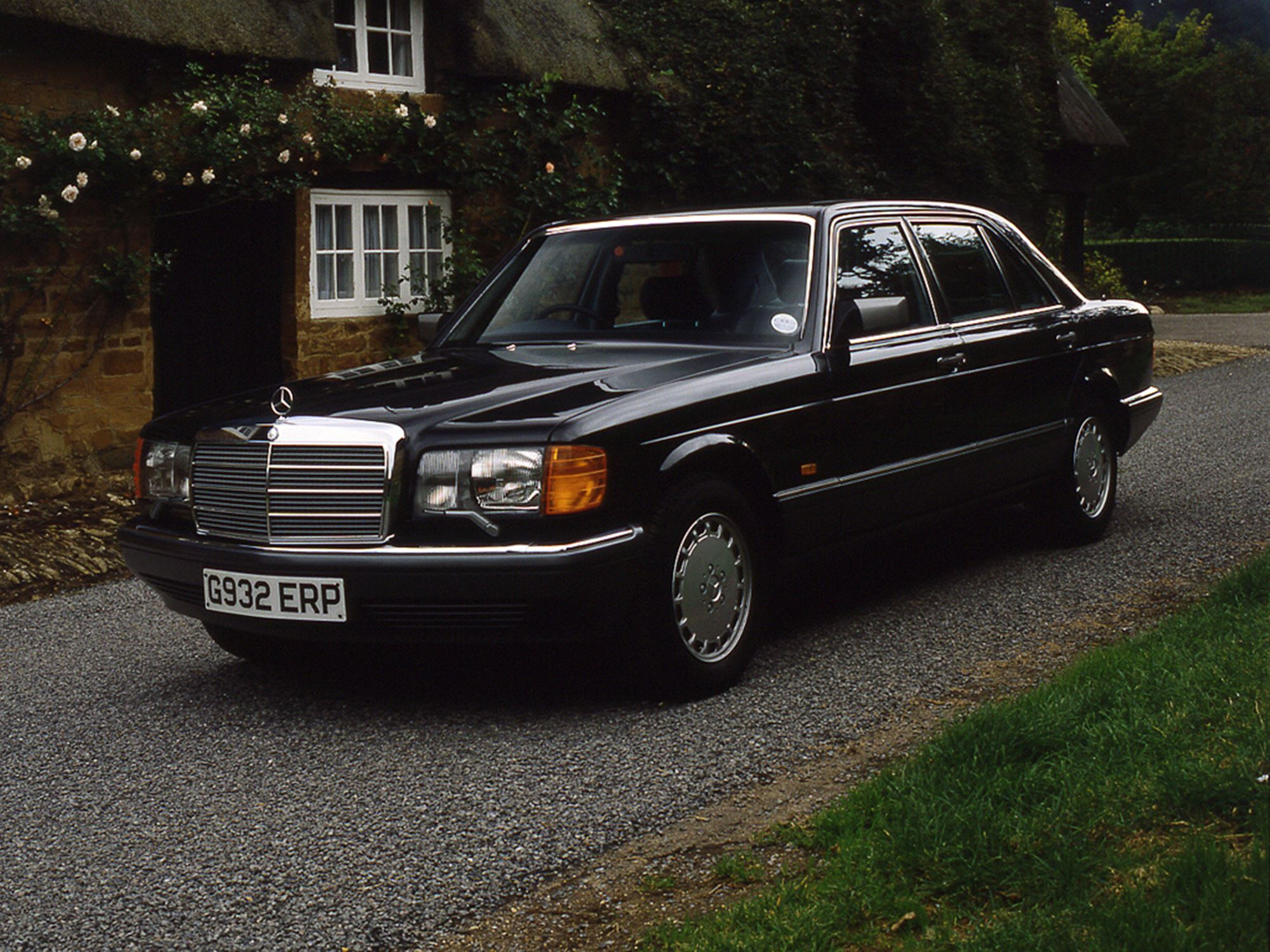 Mission Impossible Mercedes W126