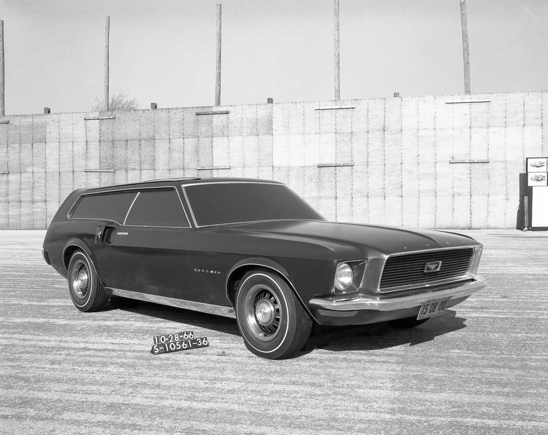 Mustang Shooting Brake