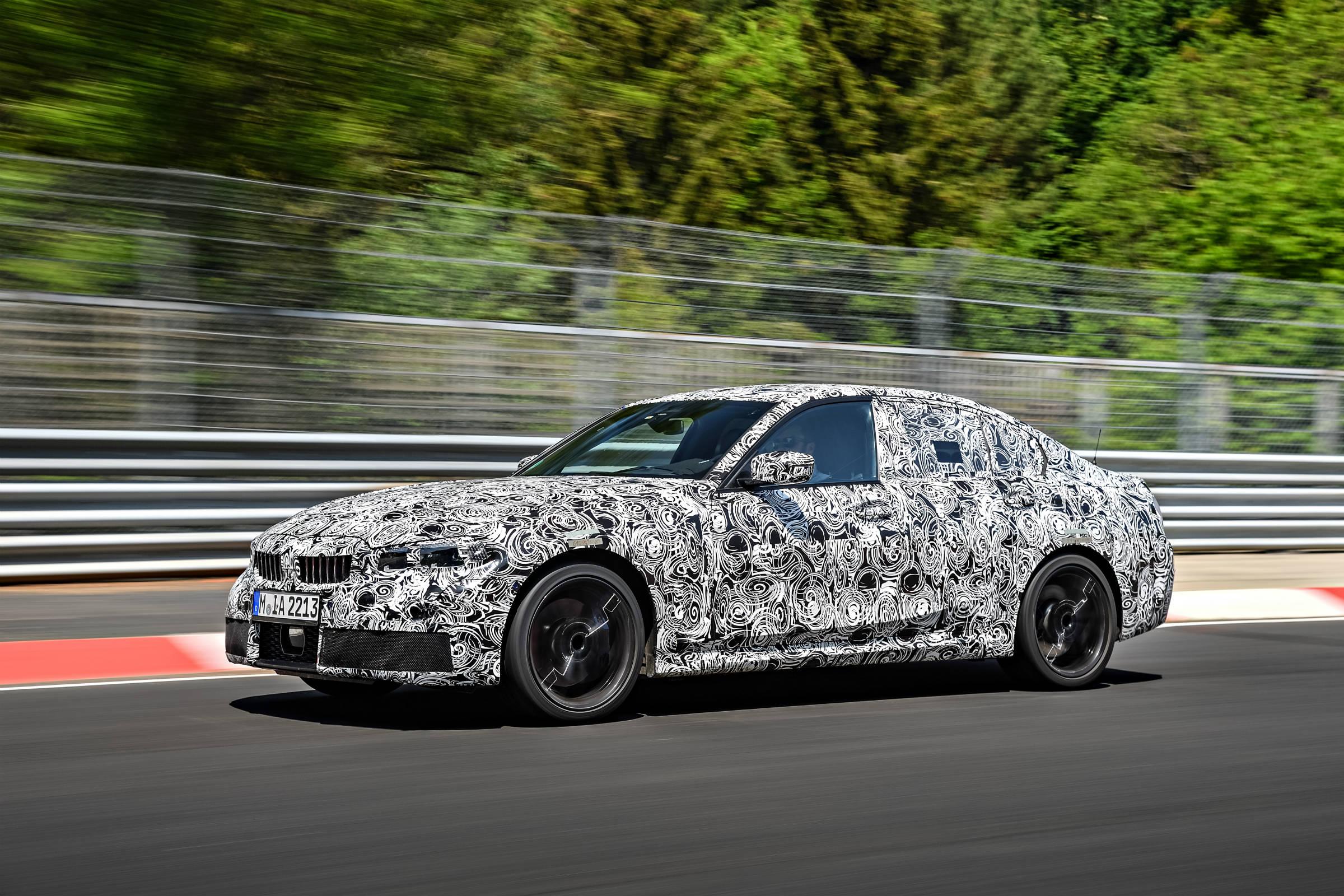 nowe BMW serii 3