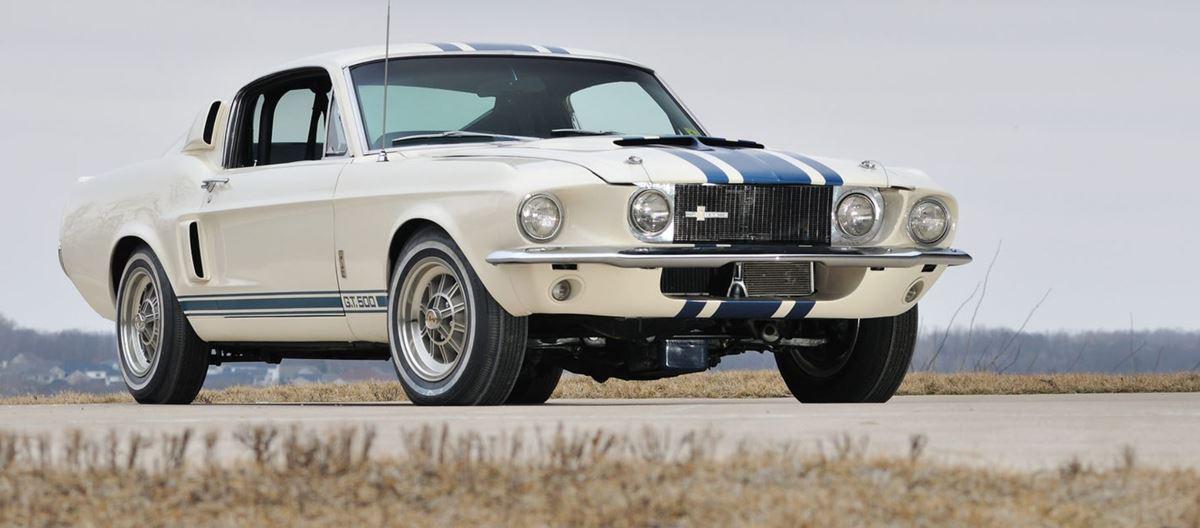 Ford Mustang za 1,3 miliona dolarów