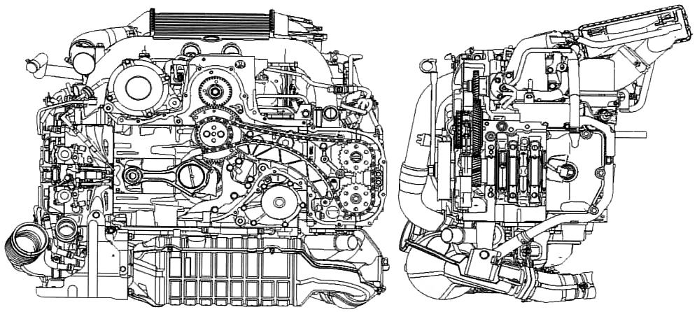 Jak dzia  a Boxer Diesel  jedyny w swoim rodzaju silnik