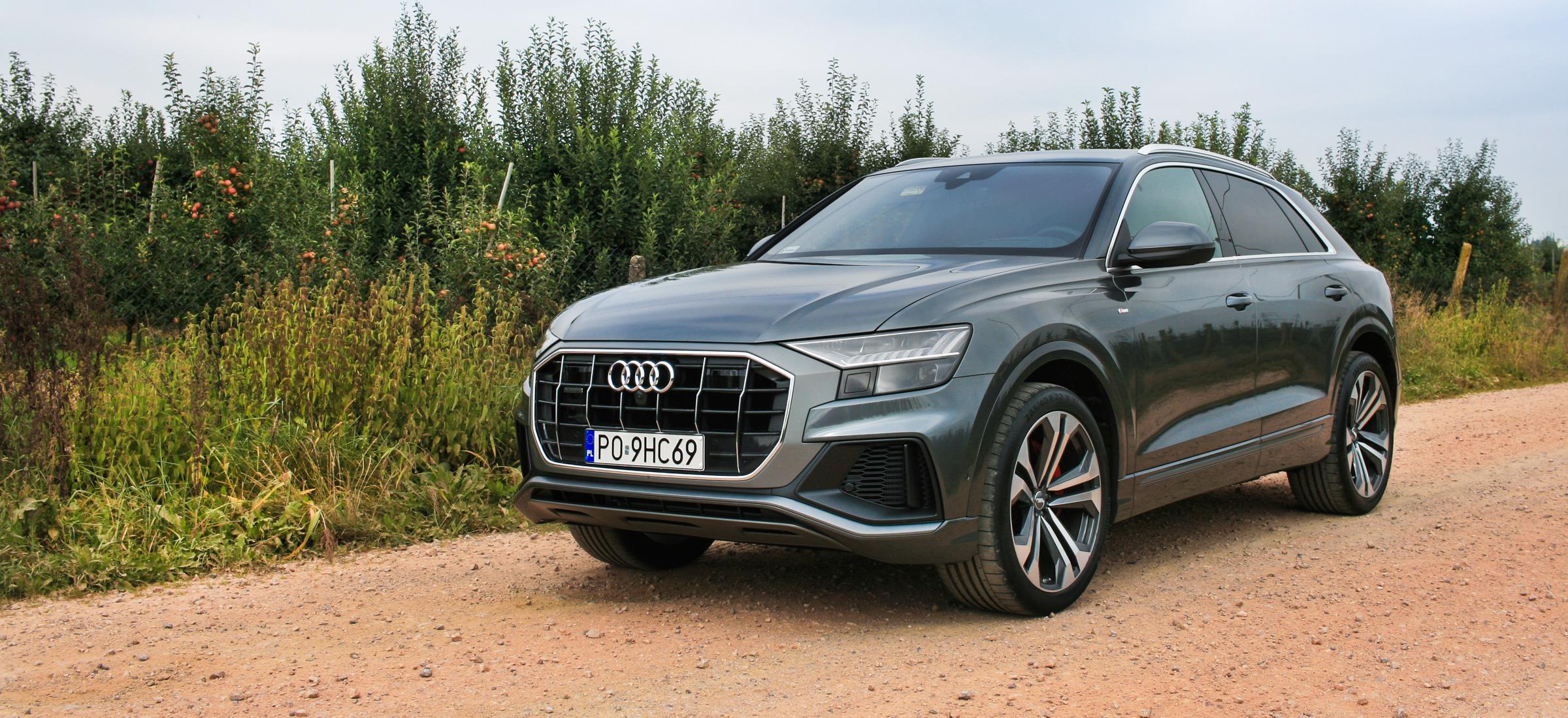 Audi Q8 Już W Polsce Jest Tak Dobre Jak Sądziliśmy I W