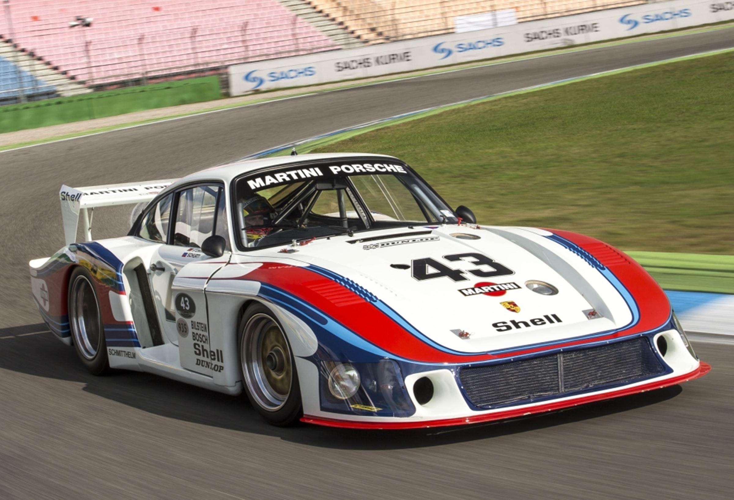 Porsche 935/78 Le Mans